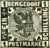 SCHLESWIG, HOLSTEIN & LAUENBURG ET DE LA VILLE DE BERGEDORF