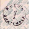 GUATEMALAN AUXILIARY MARKINGS 1898 - 1967