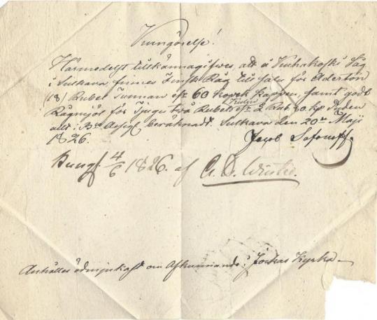 1826 a
