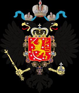 Amoiries grand duche de finlande