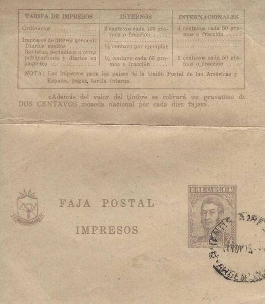 Argentine 8