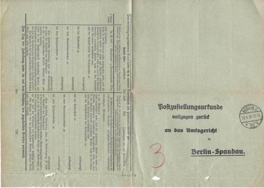 Berlin spandau 1