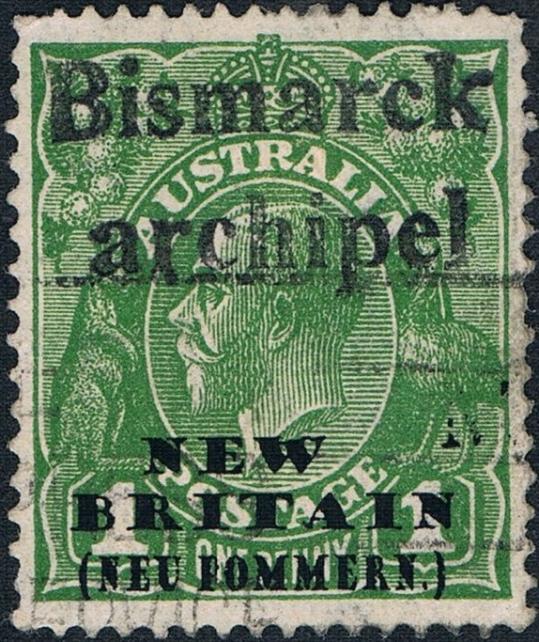 Bismarck archipel kg v