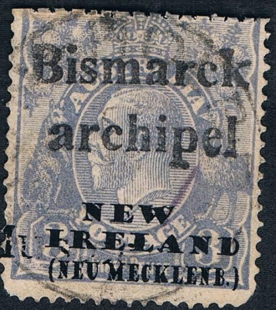 Bismarck new ireland