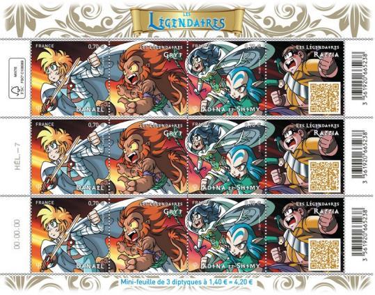 Bloc timbres