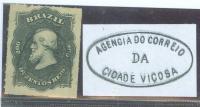 Brasil brazil cancel agencia do correio da cidade vicosa