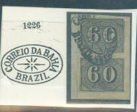 Brasil brazil cancel correio da bahia p a 1226
