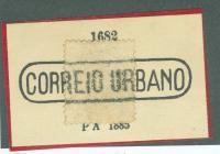 Brasil brazil cancel correio urbano p a 1682