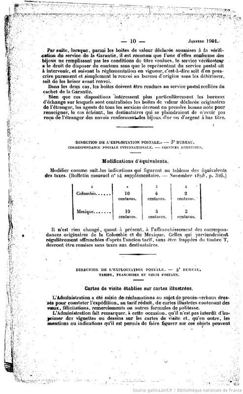 Bulletin mensuel des postes et france ministere bpt6k5504300g 1