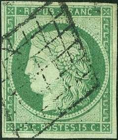 Ceres bordeaux 15c vert