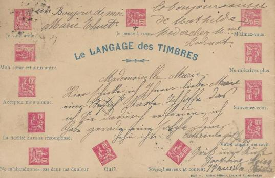 Language timbres 1