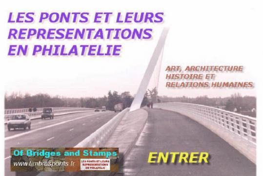 Les ponts et leurs representations en philatelie
