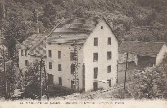 Moulins du kronthal