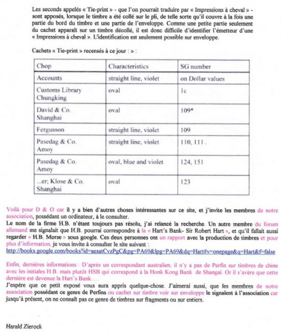 Perfin et firmchop 2