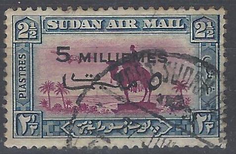 Soudan surcharge