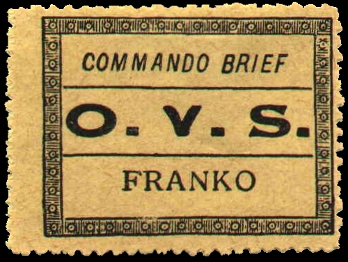 South africa commando brief 1899 forgery punti quadrati