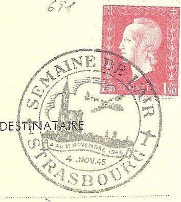 Strasbourg 1945 0005